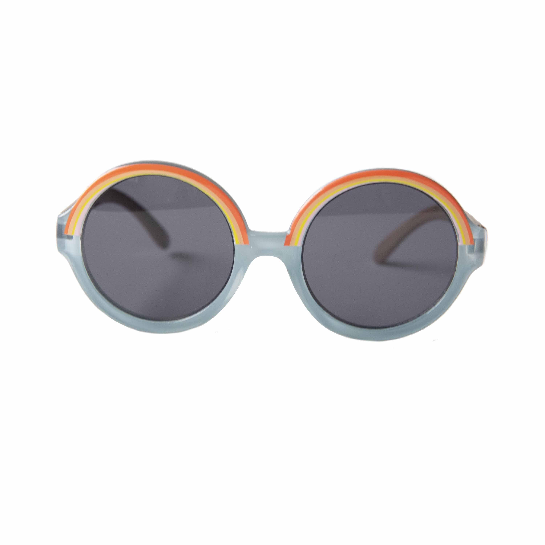 Rockahula Rainbow Round Sunglasses