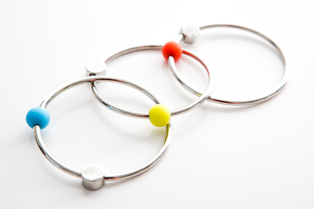 Yummirings - Stainless Steel Teething Rings