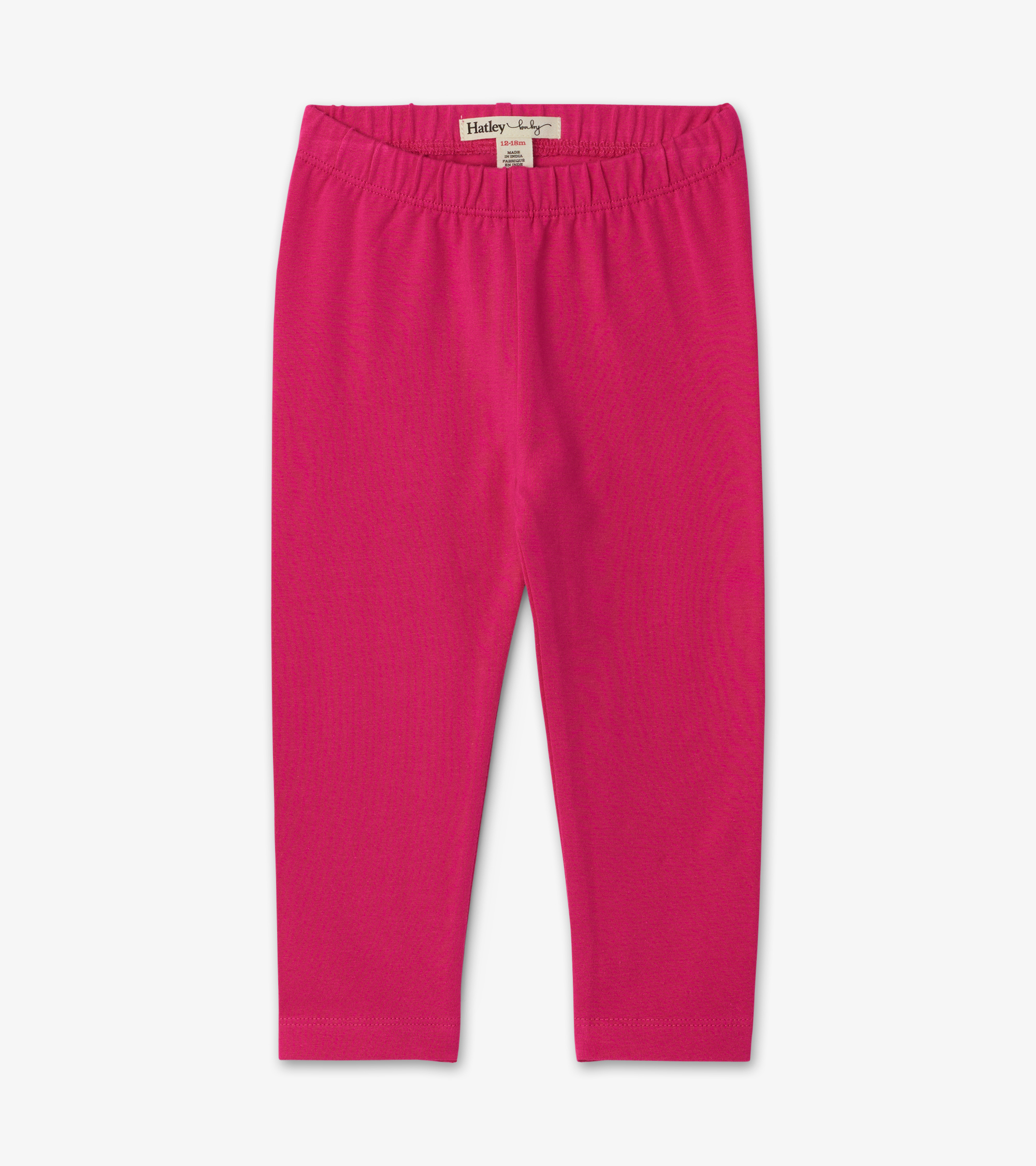 Hatley Basic Baby Leggings Fuchsia