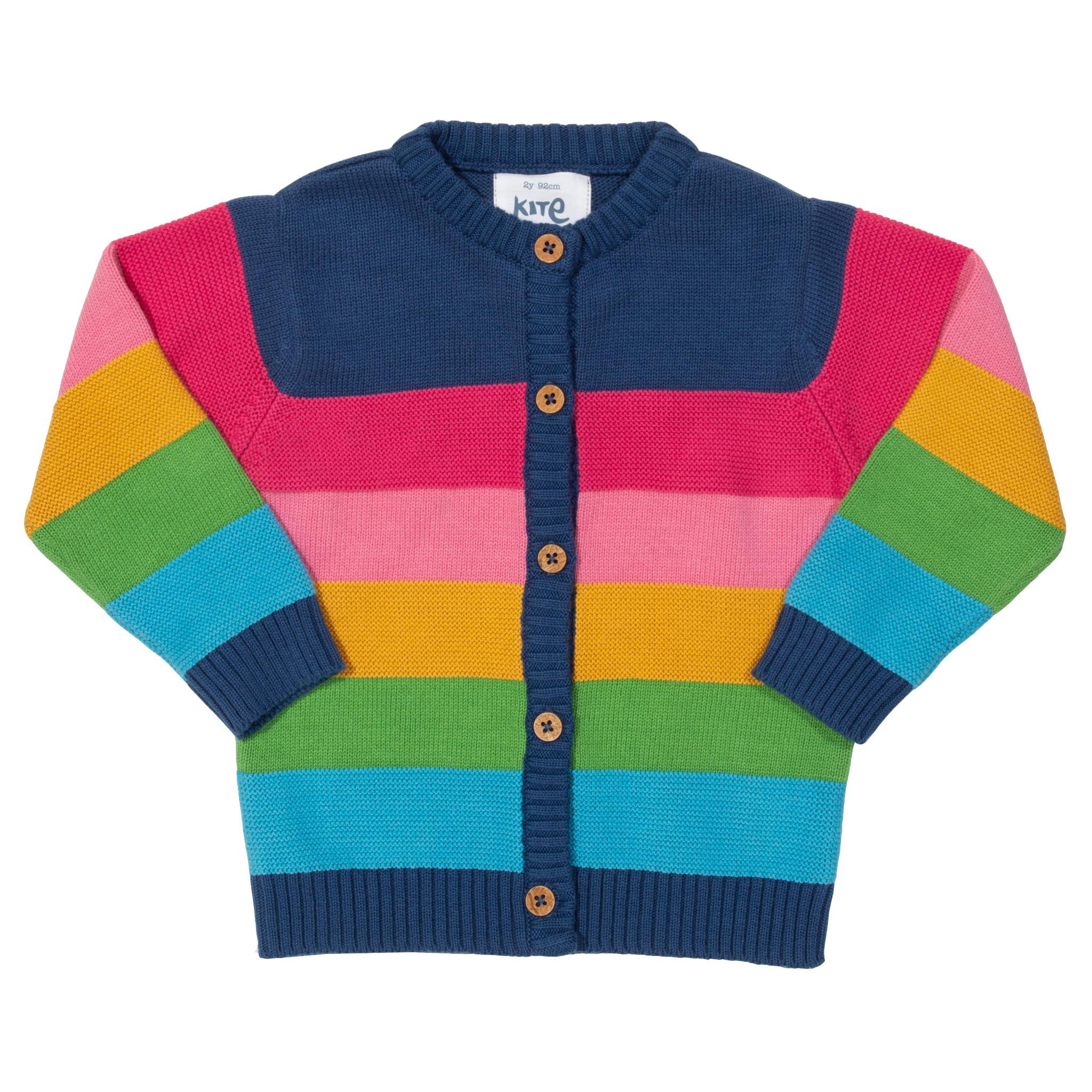 Kite Rainbow Cardigan