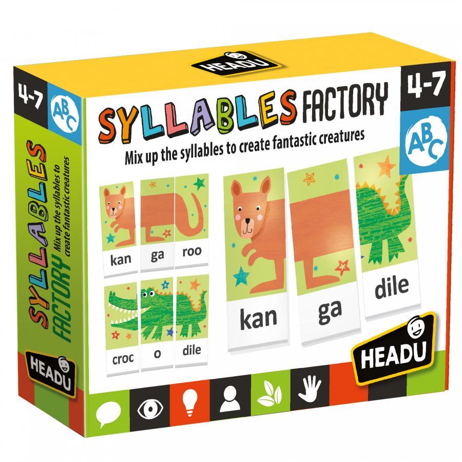 Headu Syllables Factory