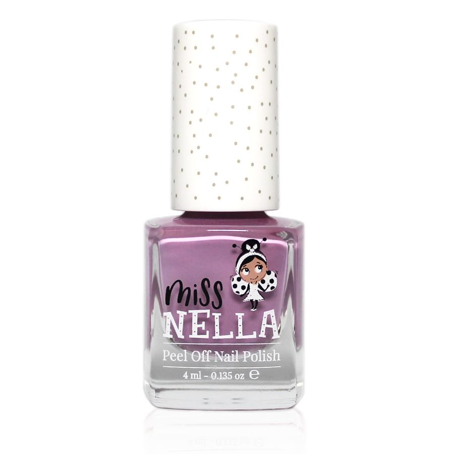 Miss Nella Peel Off Nail Polish - Bubble Gum