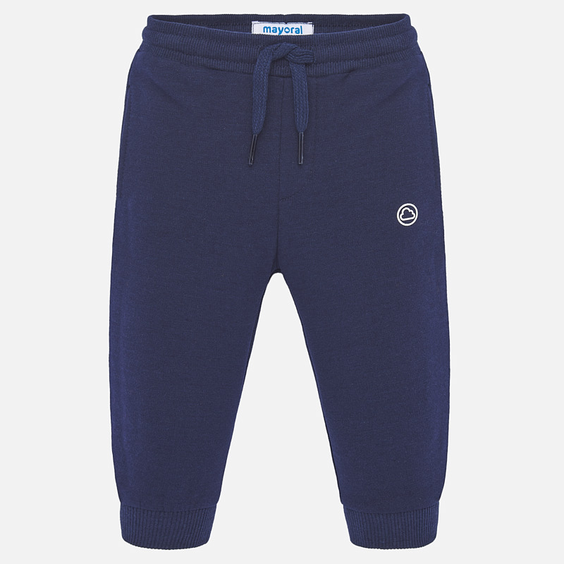 Mayoral Cuffed Joggers Navy (711)