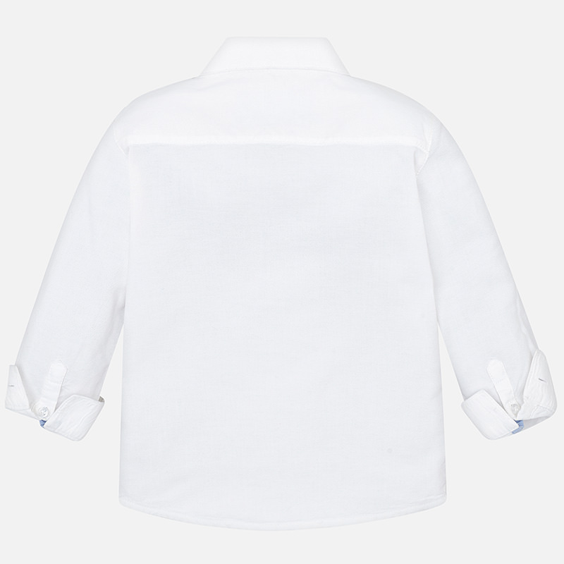 NOW £10 Mayoral Oxford Shirt White (142) (Was £20)