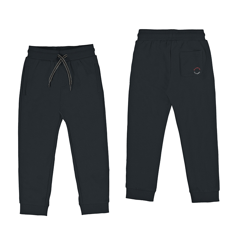 Mayoral Soft Joggers-Black 742