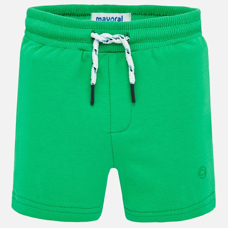 NOW £6 Mayoral Fleece Shorts Green (621) (was £12)