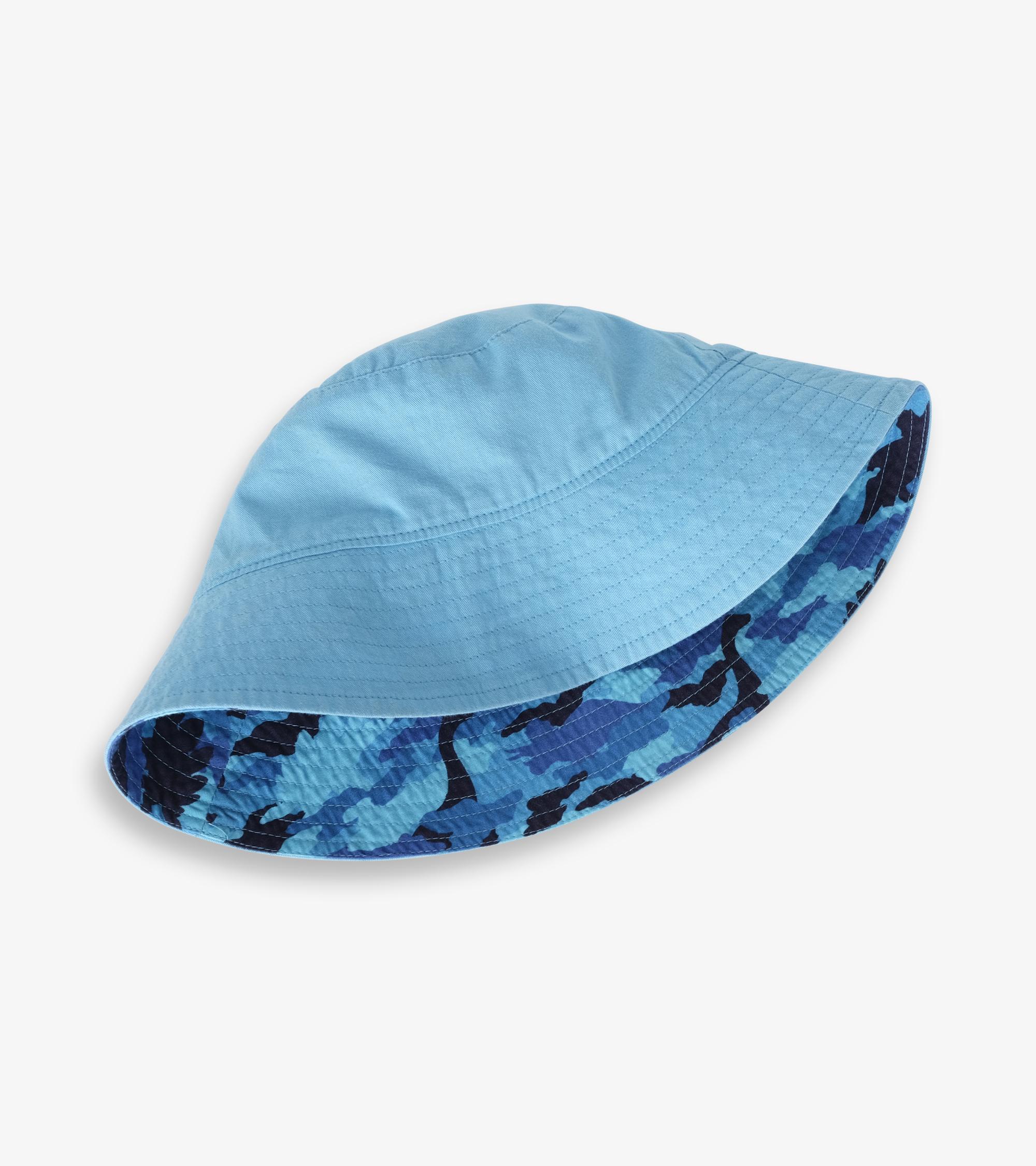 Hatley Dino Camo Reversible Sun Hat