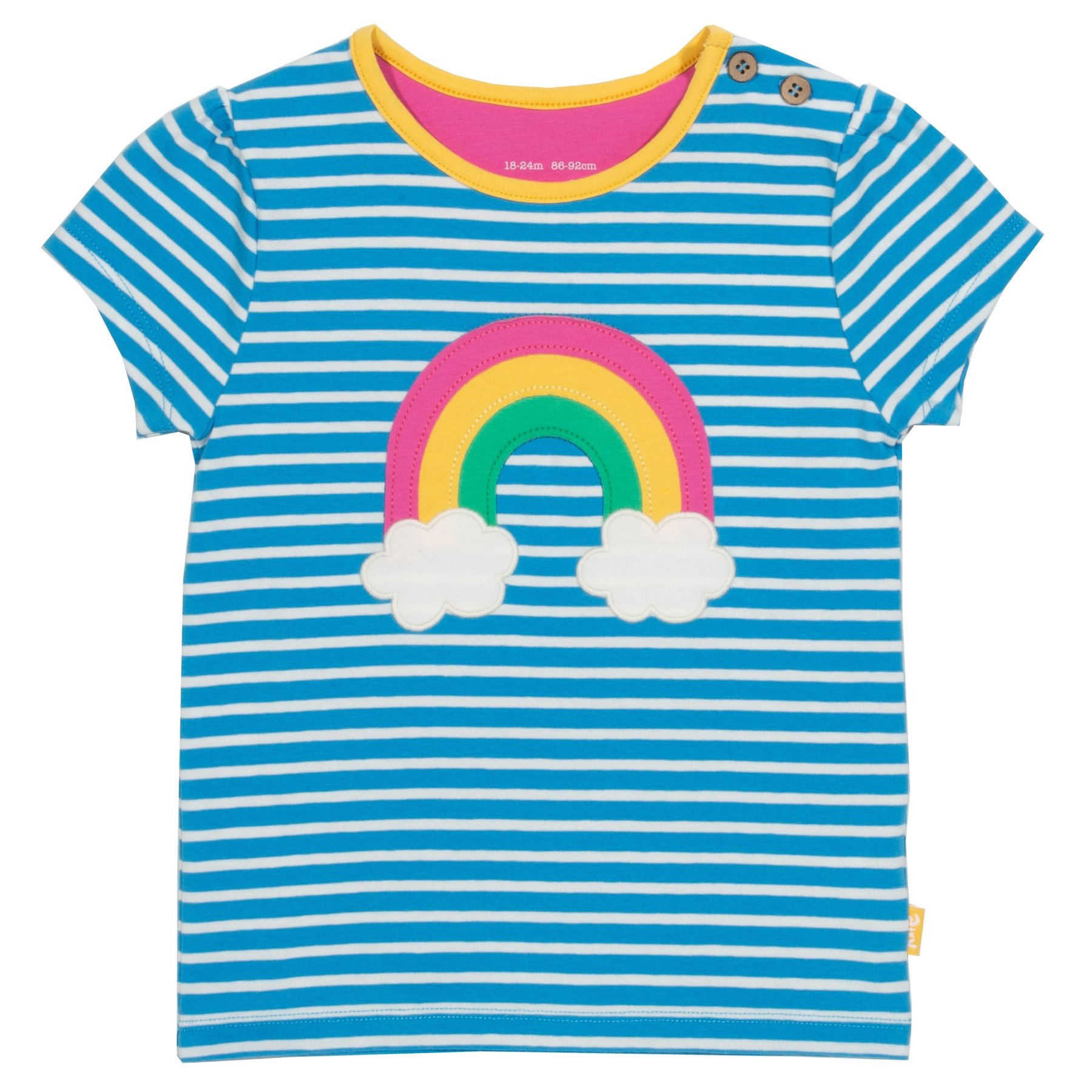 NOW £14.40 Kite Rainbow T-Shirt
