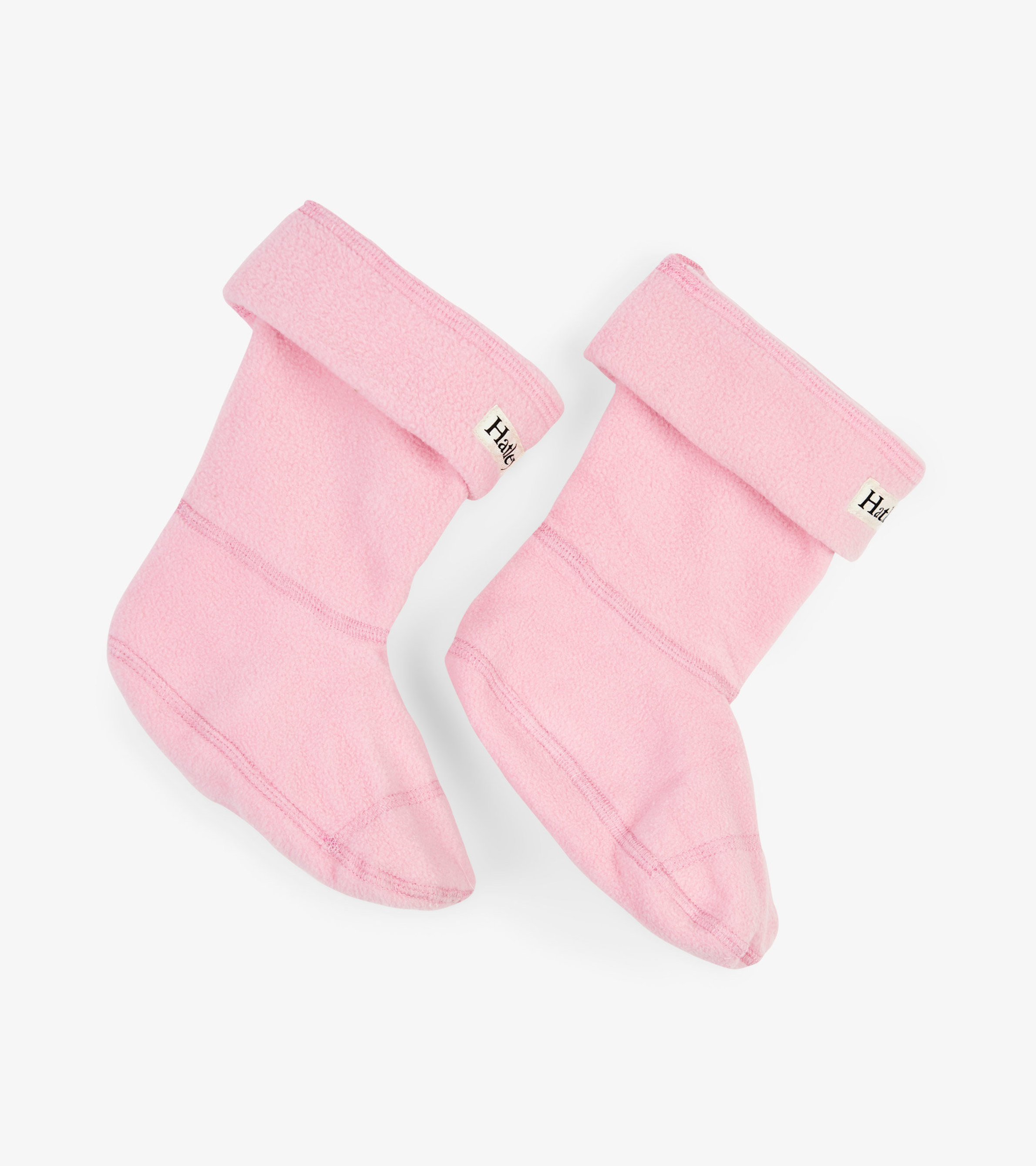 Hatley Pale Pink Boot Liners