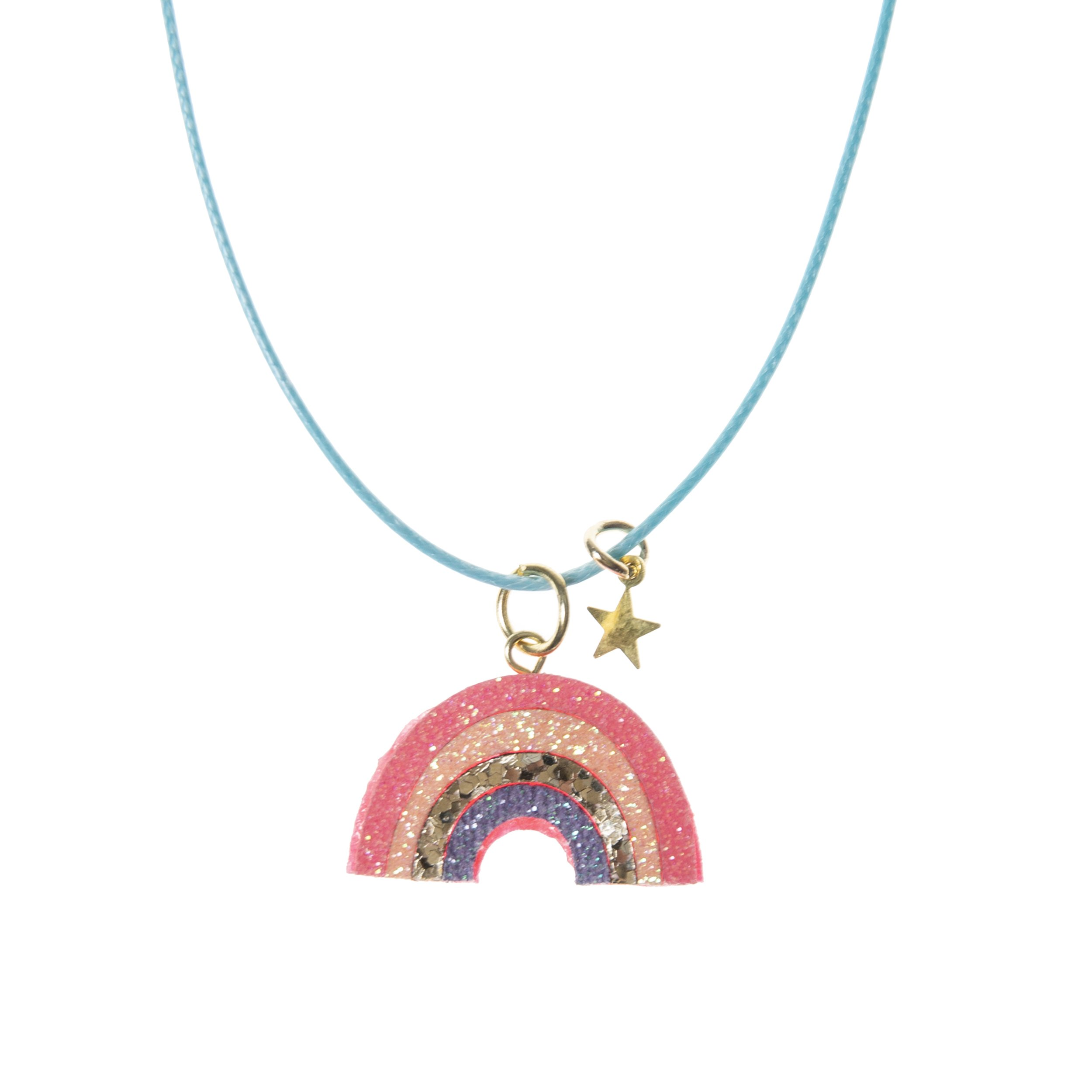Rockahula Sherbet Dip Rainbow Necklace