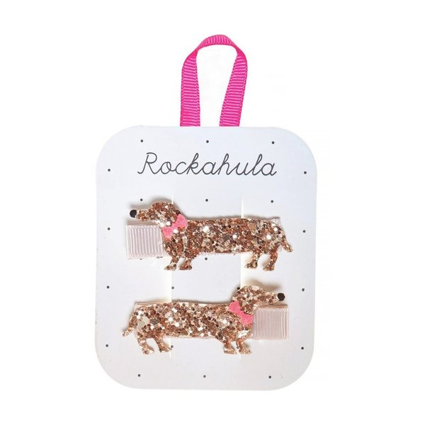 Rockahula Morris Sausage Dog Hair Clips