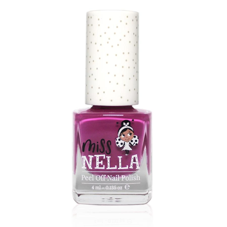 Miss Nella Peel Off Nail Polish - Little Poppet