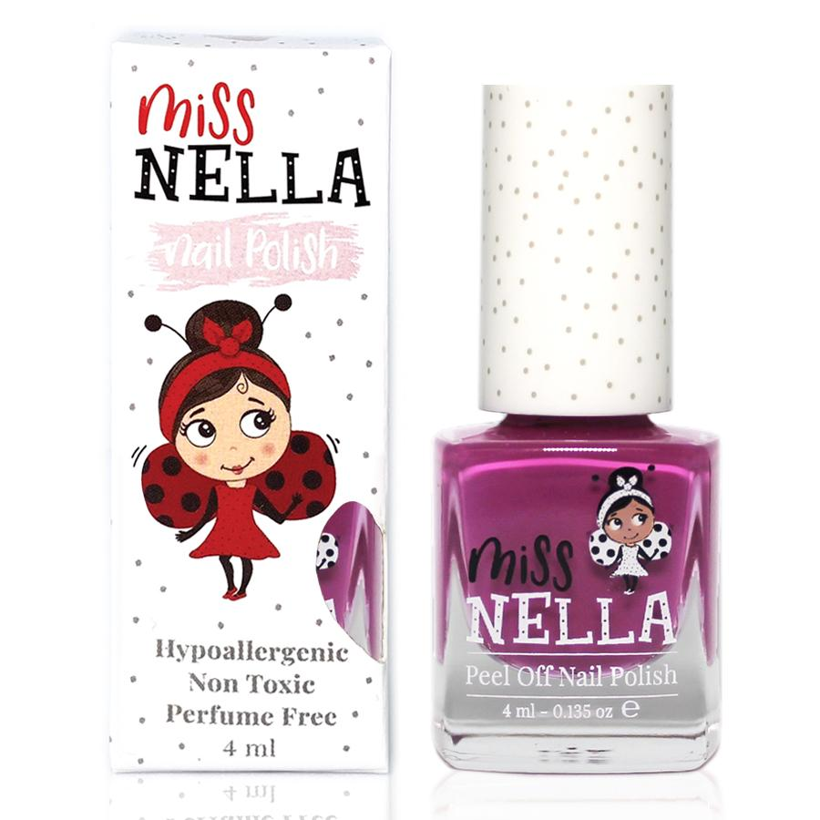 Miss Nella Little Poppet Peel Off Nail Polish