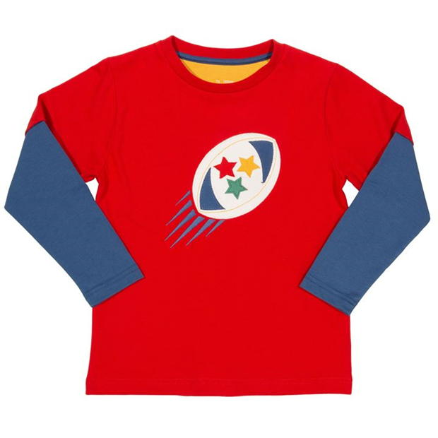 NOW £10 Kite Rugby T-shirt (Was £20)