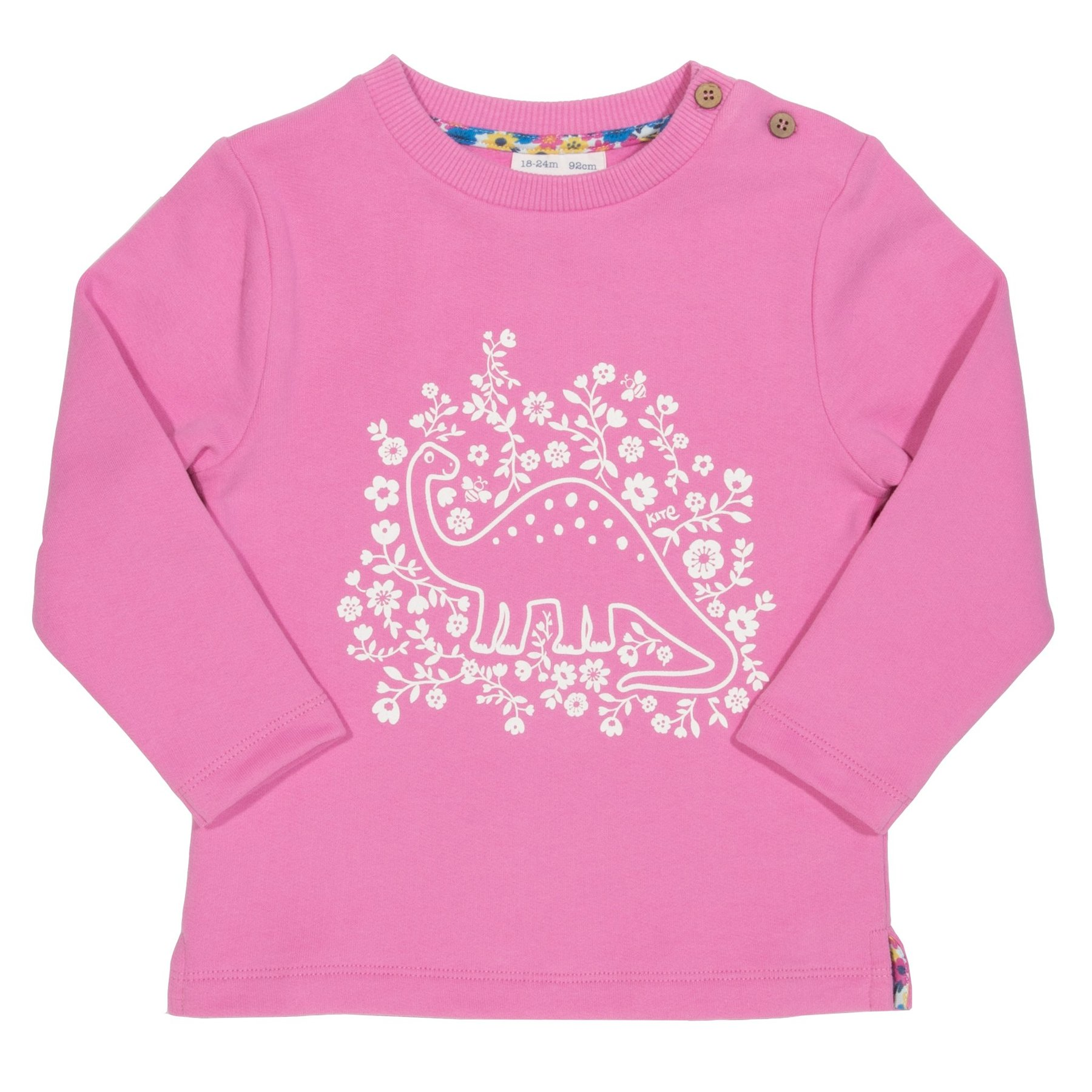 Kite Flora-Saurus Sweatshirt