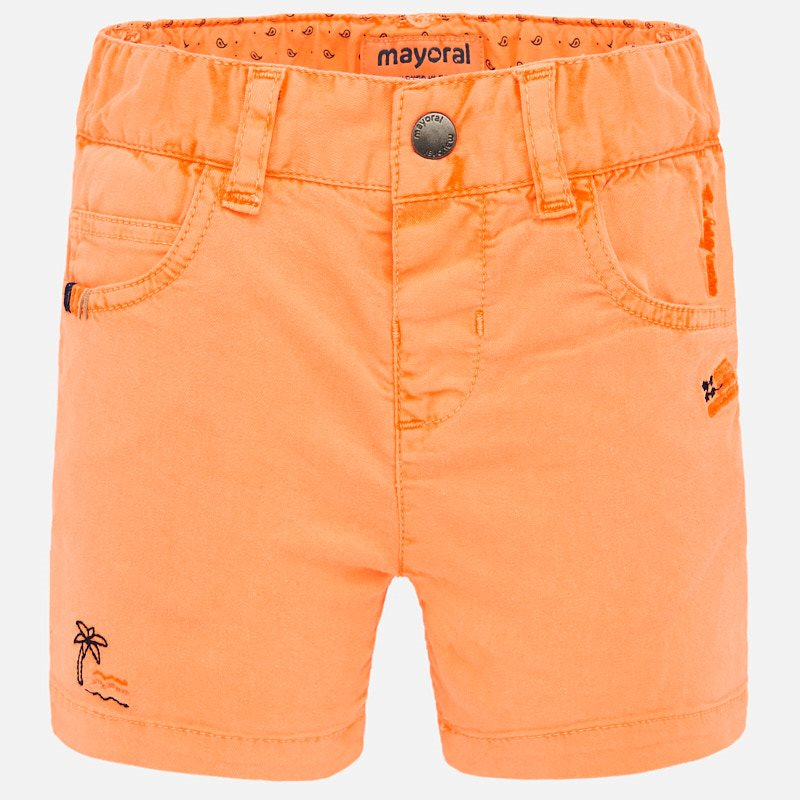 NOW £13 Mayoral Shorts Orange (1291) (was £26)