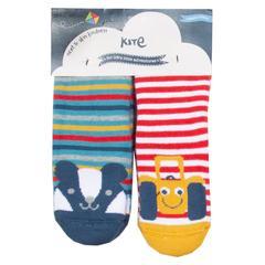 Kite 2 Pack Grippy Socks