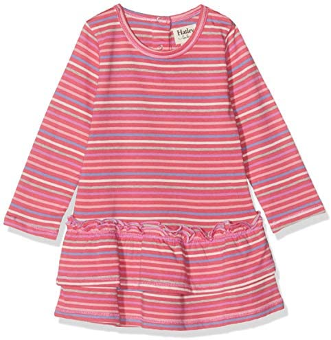 NOW £13 Hatley Rainbow Candy Stripe Baby Dress (Was £26)