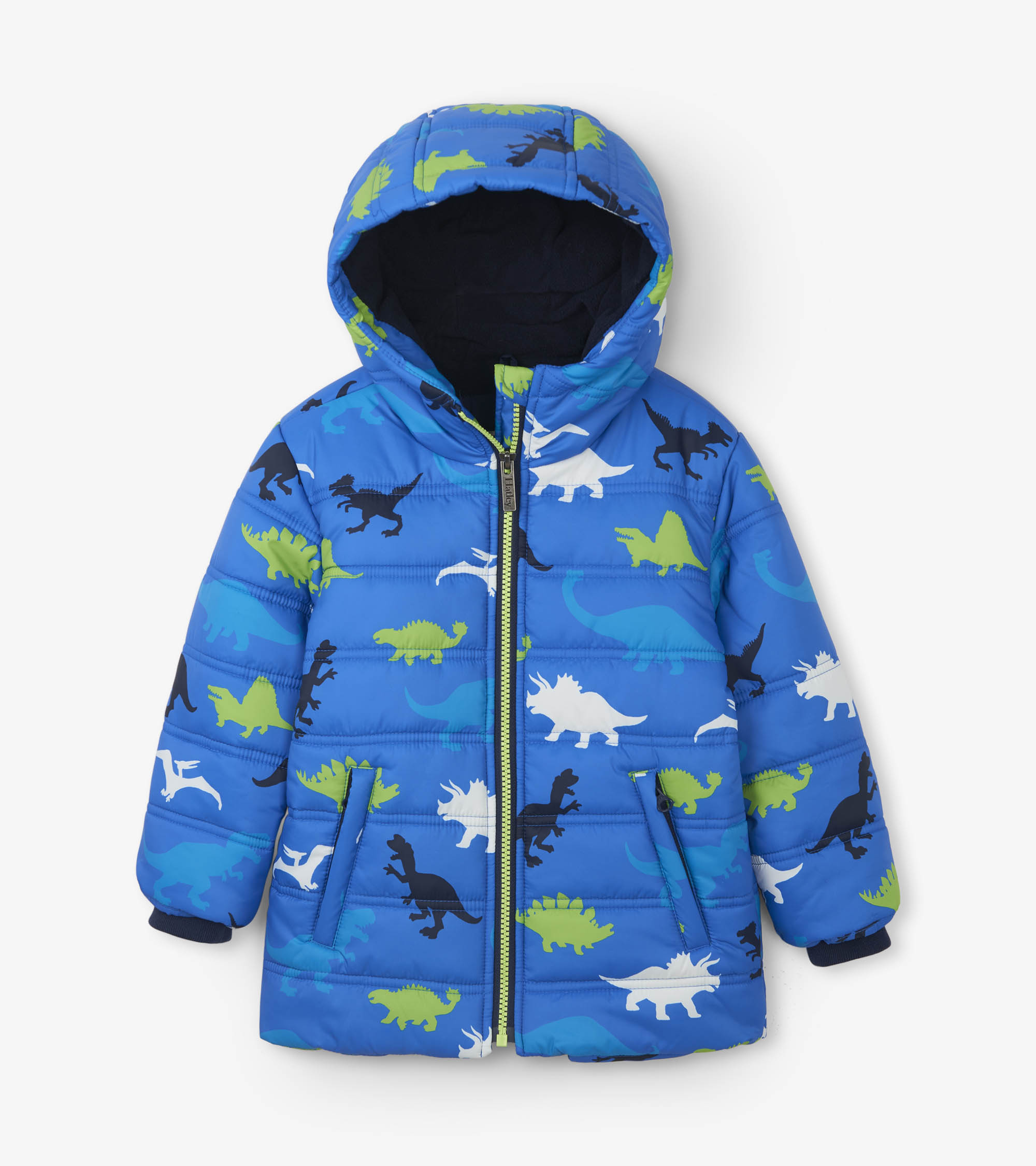 WAS £60.00 Hatley Dino Herd Puffer Coat