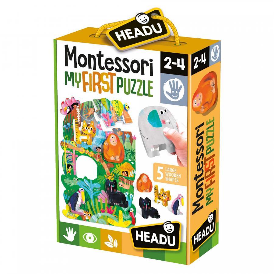 Headu First puzzle The Jungle