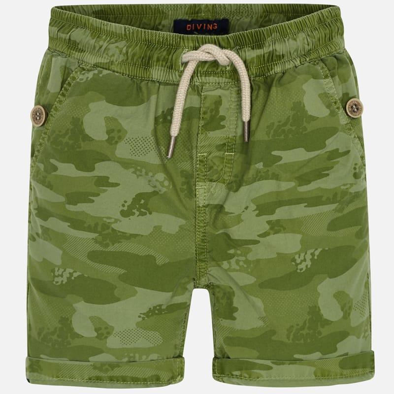 Mayoral Bermuda Shorts Camouflage (3264)