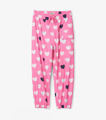 NOW £12 Hatley Lovely Hearts Colour Changing Splash Pants (Was £24)