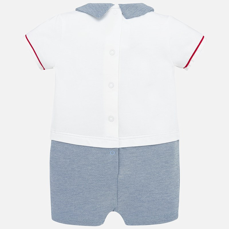 NOW £11 Mayoral Short Romper  (1774) (was £22)