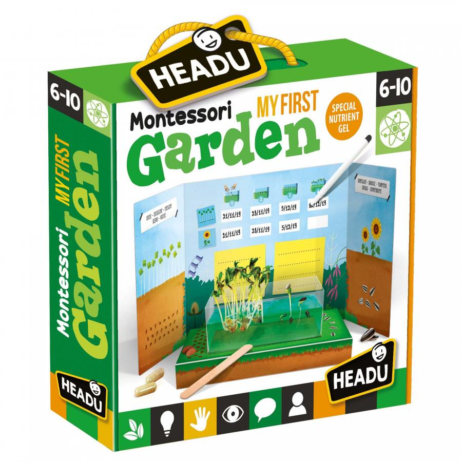 Headu My first Garden