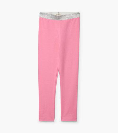 SALE £14.40 Hatley Pink Embellished Waist Leggings (Was £18)