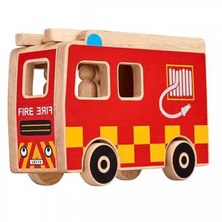 Lanka Kade Fire Engine
