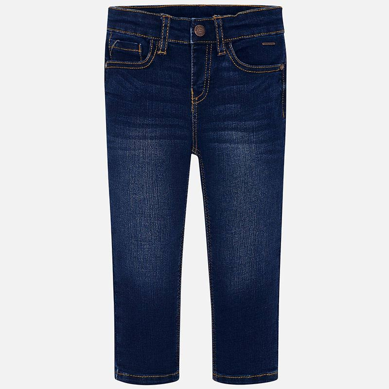 WAS £27.00 Mayoral Slim Fit Denim Jeans Navy (504)