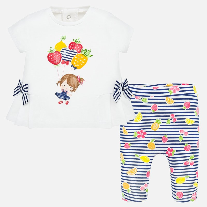 NOW £18 Mayoral T-Shirt & Leggings Set (1786)