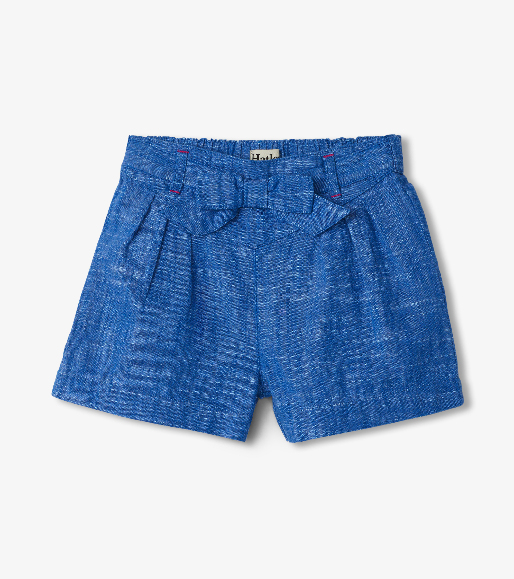 NOW £13 Hatley Belted Chambray Paper Bag Shorts (Was £22)
