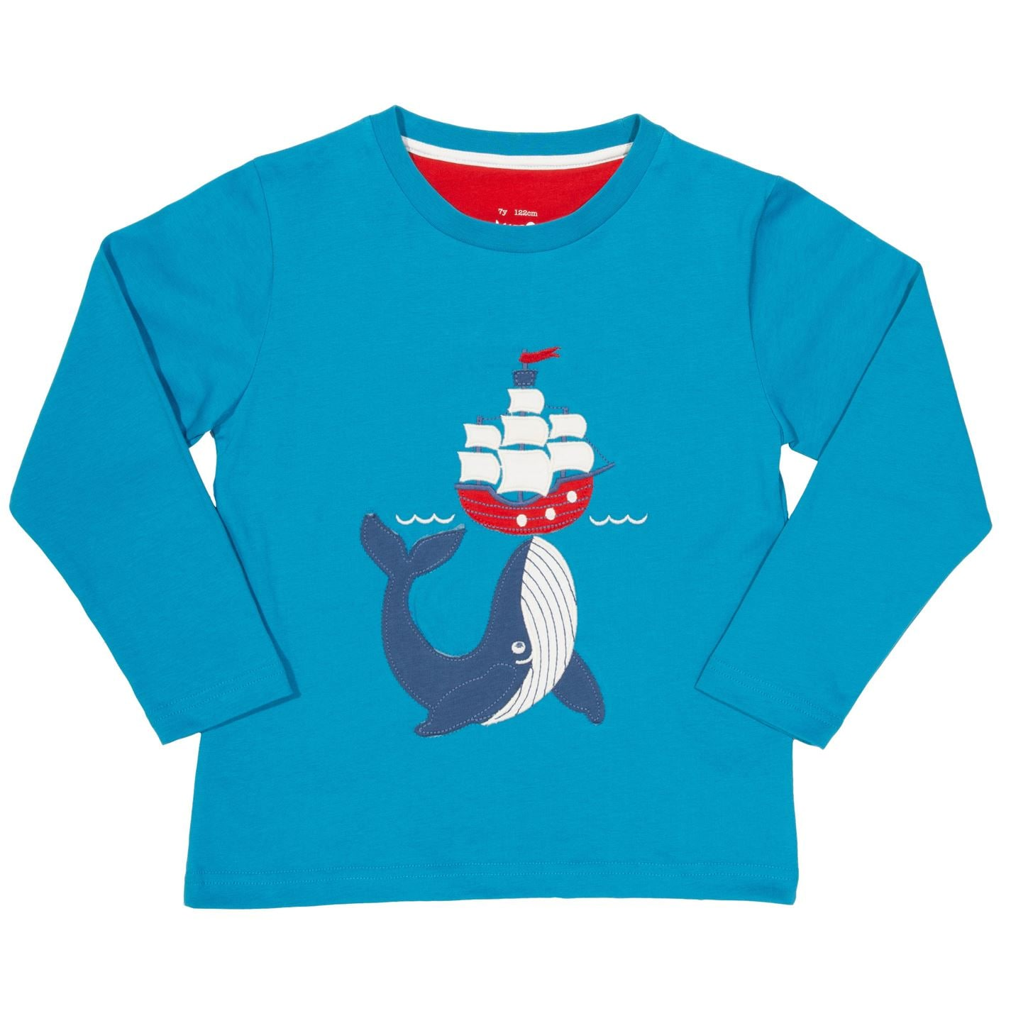 NOW £11 Kite Pirate Whale T-Shirt (Was £22)