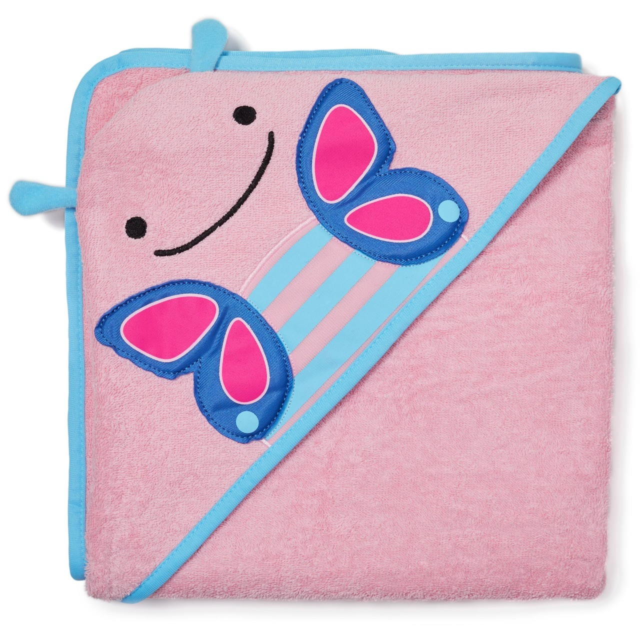 Skip Hop Hooded Towel - Butterfly
