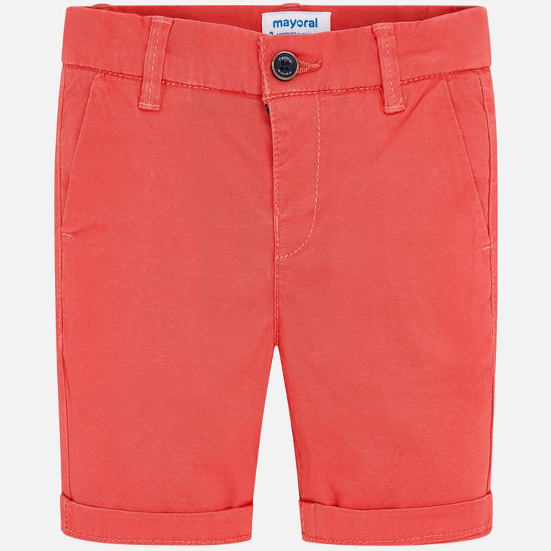 NOW £15 Mayoral Chino Shorts Coral (202)