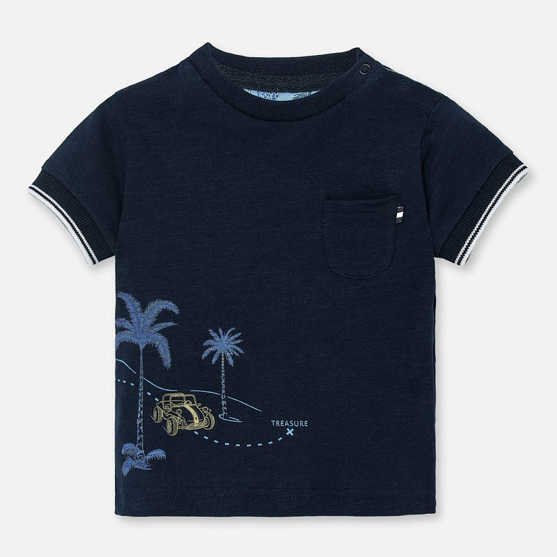 NOW £6 Mayoral T-shirt Navy (1050) (was £13)