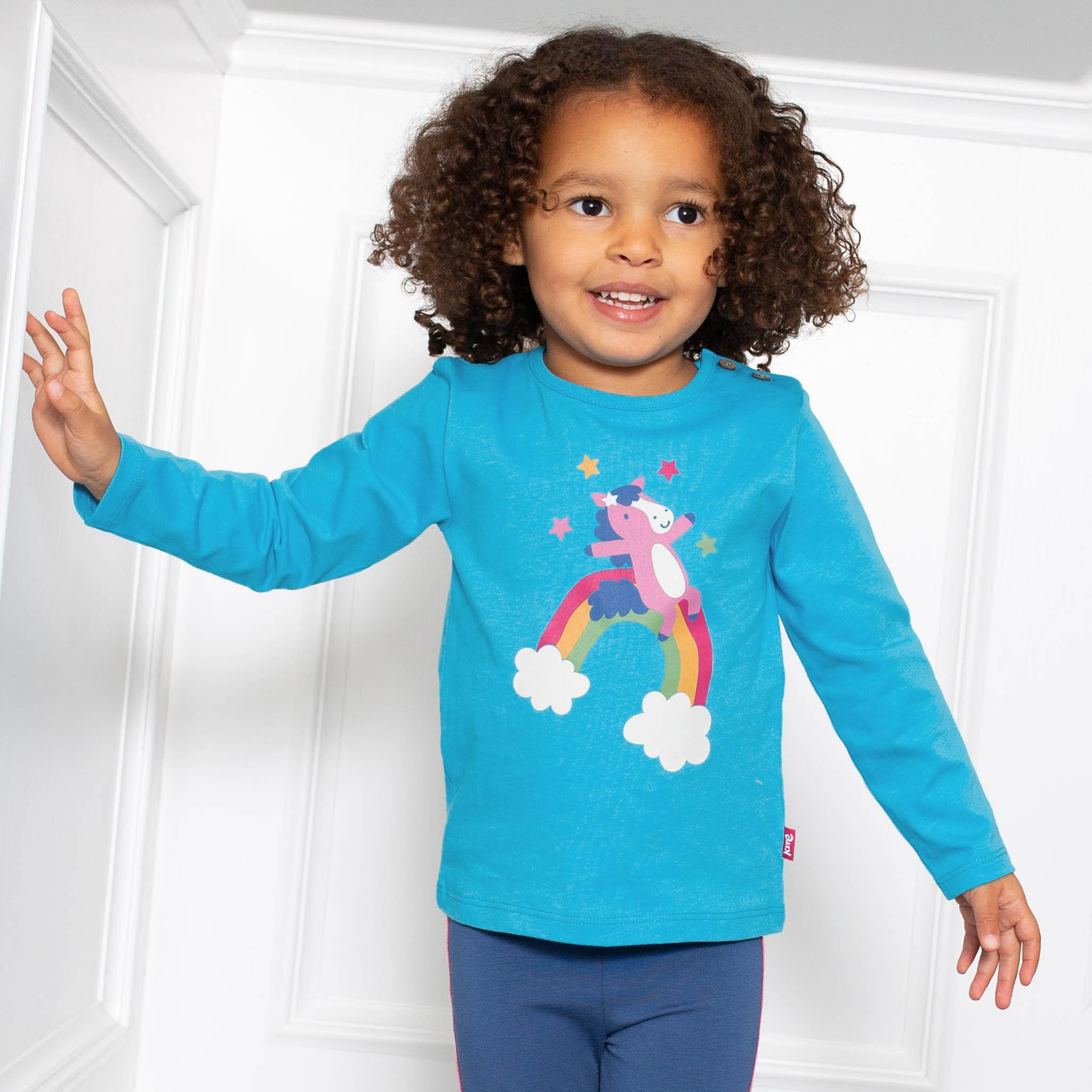 SALE £15.20 Kite Rainbow Pony T-shirt (was £19.00)