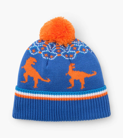 Hatley Winter T-Rex Hat
