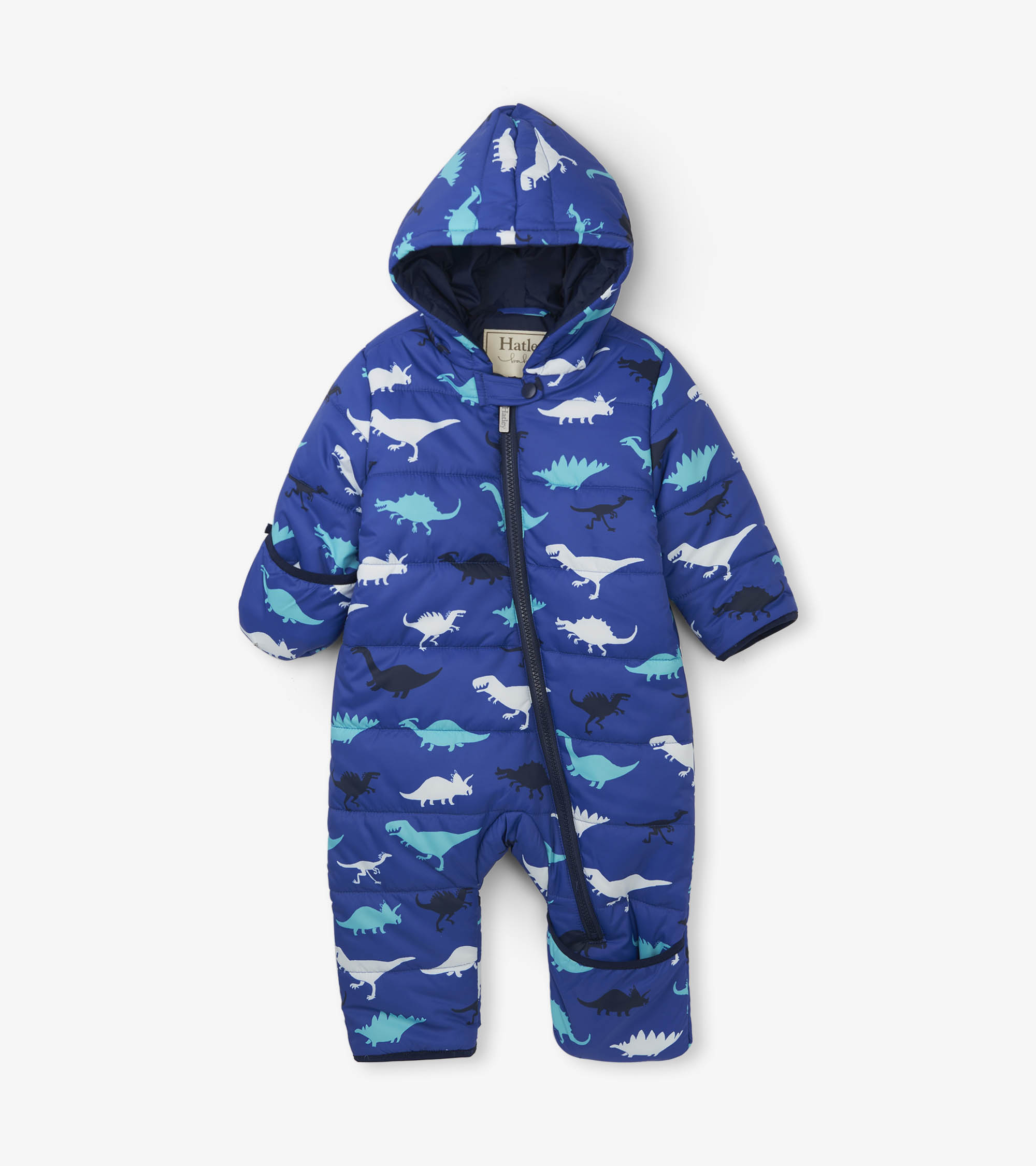 WAS £55.00 Hatley Dino Herd Baby Winter Bundler