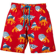 Frugi Crab Board Shorts