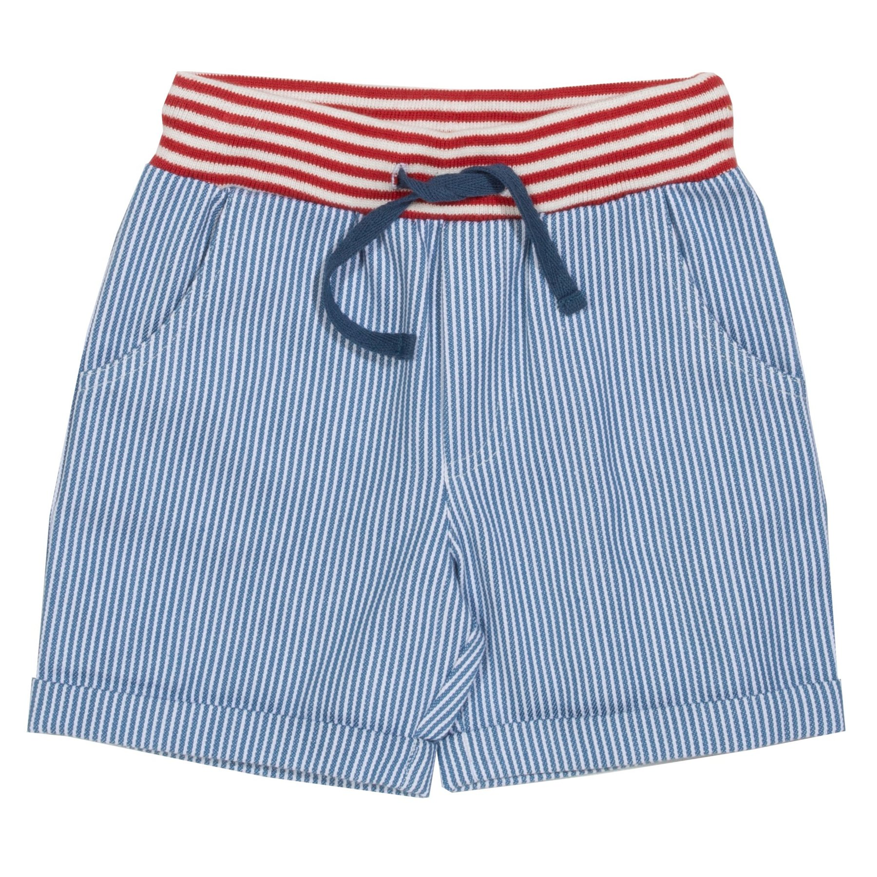 NOW £15 Kite Mini Ticking Shorts (was £22)