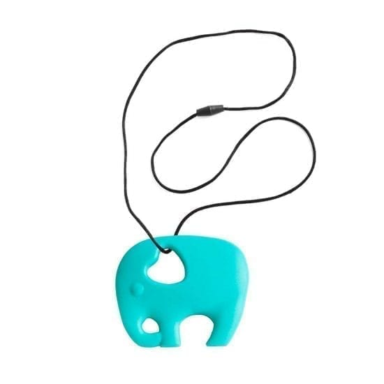 Nibbling Elephant teether
