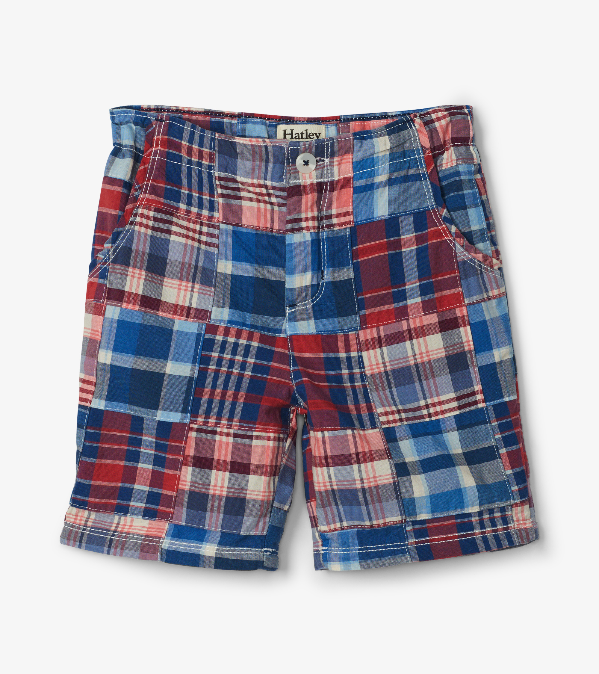 NOW £17 Hatley Madras Plaid Shorts (was £25)