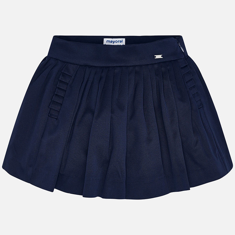 NOW £14 Mayoral Pleated Skort Navy (3907) (was £28)
