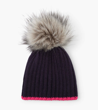 Hatley Navy Winter Hat