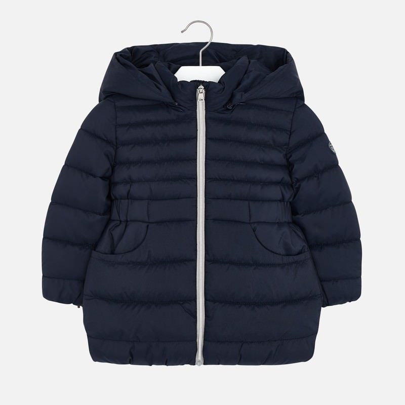 WAS £42.50 Mayoral Puffer Jacket Navy (415)