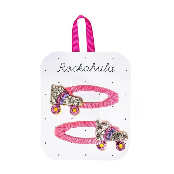 Rockahula Disco Glitter Hair Clips