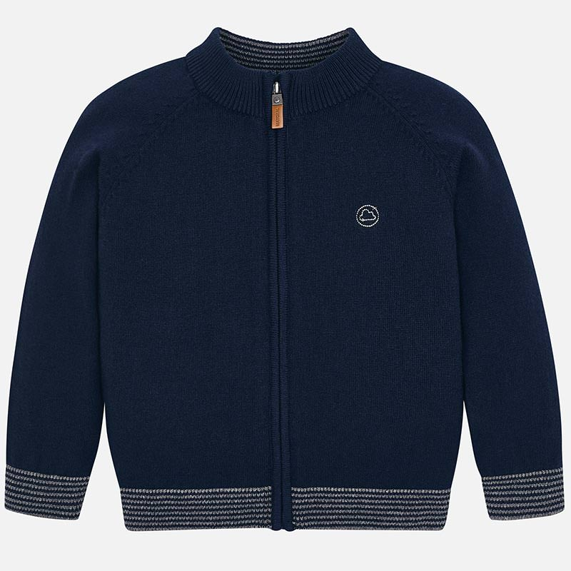 WAS £25.00 Mayoral Knitted Jumper Navy (327)