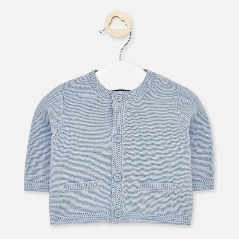 Mayoral Cardigan Pale Blue (1316)